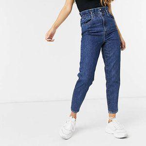 New Levi's 80's High Rise Paperbag Taper Jean